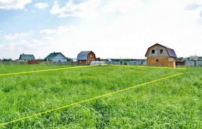 Выбор земельного участка под застройку, отвечающего вашим требованиям