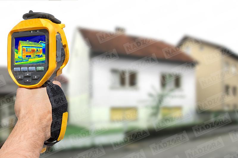 Тепловизионное обследование дома площадью свыше 300 м2