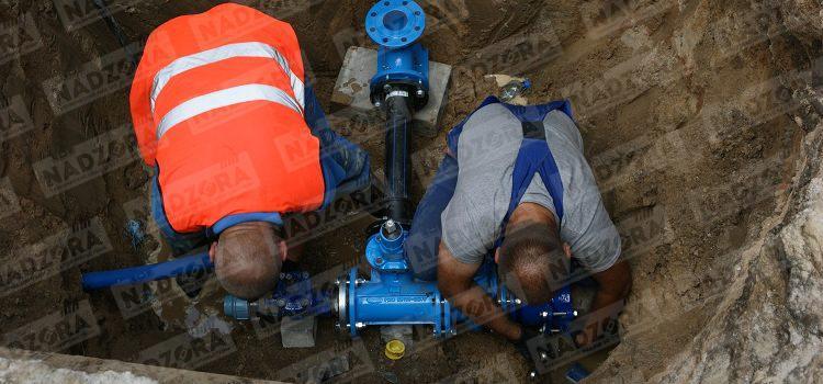 присоединение к системе водоснабжения